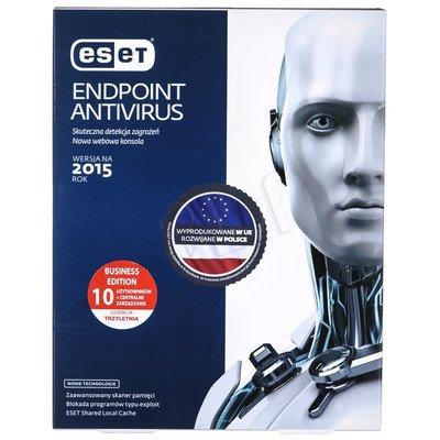 ESET Endpoint Antivirus - 10 STAN/36M