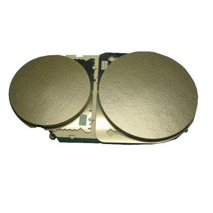 Płytka indukcyjna NIPS 200+160 230V (8049149)