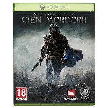 Gra Xbox ONE Śródziemie Cień Mordoru