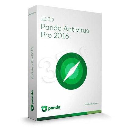 Panda Antivirus Pro 2016 ESD 3PC/12M