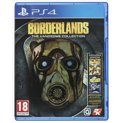 Gra PS4 Borderlands The Handsome Collection