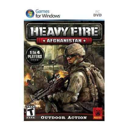 Gra PC Heavy Fire Afghanistan (klucz do pobrania)