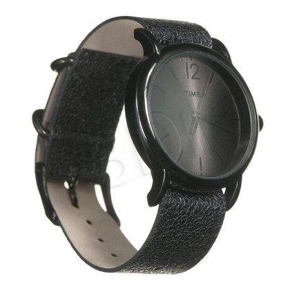 ZEGAREK TIMEX Weekender Metallic Soft Black
