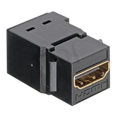 Bachmann 918.040 Keystone HDMI-HDMI G/G Czarny