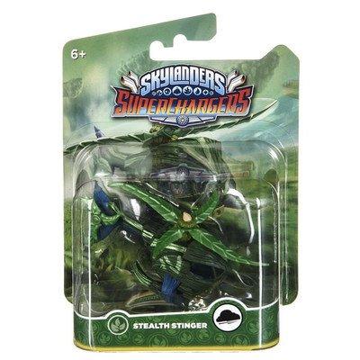 Figurka Stealth Stinger Skylanders Superchargers