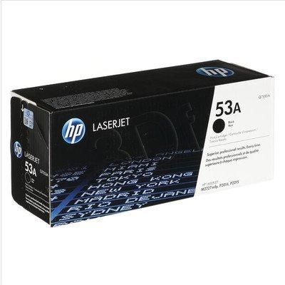 HP Toner Czarny HP53A=Q7553A, 3000 str.