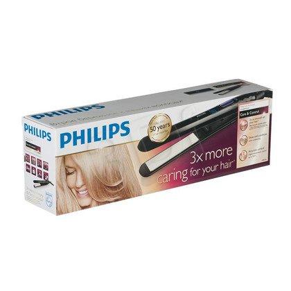 Prostownica do włosów PHILIPS HP 8344/00 (230W/ czarna)
