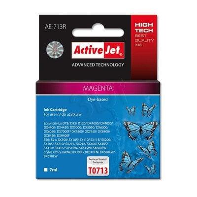 ActiveJet AE-713R tusz magenta do drukarki Epson (zamiennik Epson T0713) Premium