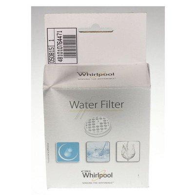Filtry do lodówek różni producen Filtr wodny do lodówki Whirlpool (481010764471)