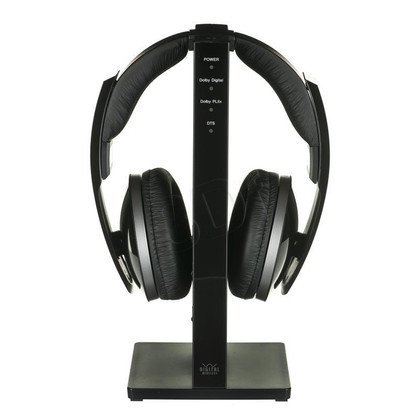 Słuchawki nauszne Sony MDR-DS6500 (Czarny Bluetooth,Radio)