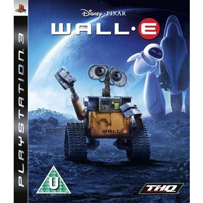 Gra PS3 Wall-E