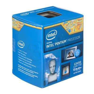 PROCESOR PENTIUM G3450 3.4GHz/3MB LGA1150 BOX