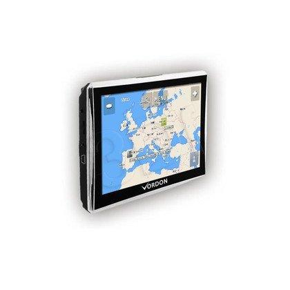 VORDON NAWIGACJA GPS 7'' MAPY EUROPY, DOZYWOTNIA AKTUALIZACJA,GRY,FIMY,MUZYKA,ODBLOKOWANA,TRANSMITER FM, BEZ AV V7