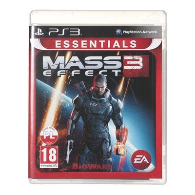 Gra PS3 Mass Effect 3 Essentials