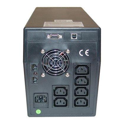 LESTAR UPS SIN-1550X SINUS LCD 6XIEC BL