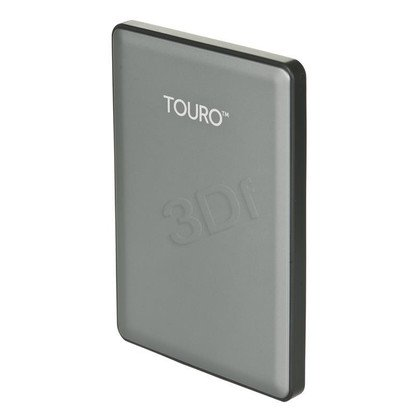 "HDD HGST Touro S GRAY 500GB 2,5"" 7200 USB 3.0,backup soft, aluminium"