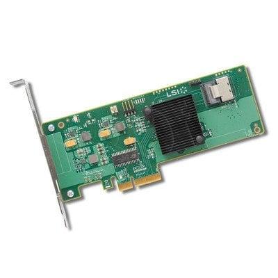 Kontroler RAID SAS/SATA LSI 9211-4i, 6Gb, 4port, SGL