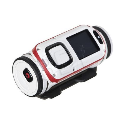 Kamera sportowa Tomtom Bandit Premium Pack HD Wi-Fi,Bluetooth Biało-czerwony