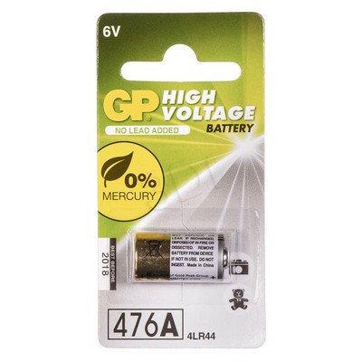 GP Bateria alkaiczna 4LR44 blister 1szt.