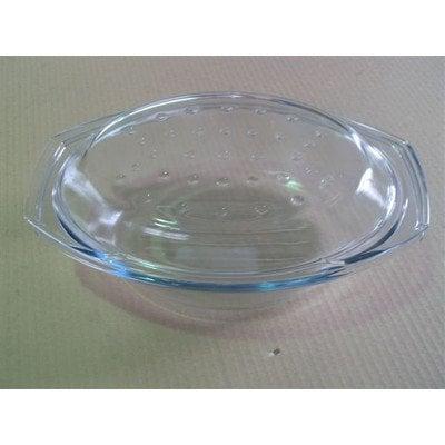 Naczynie żaroodporne 2,9 l z przykrywką NWP25G (8025059)