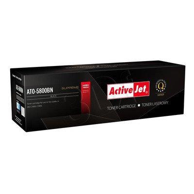 ActiveJet ATO-5800BN [AT-5800BN] toner laserowy do drukarki OKI (zamiennik 43324424)