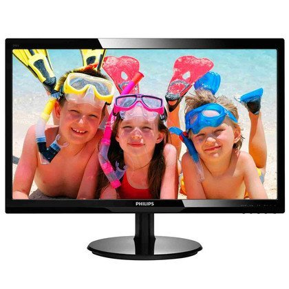 "MONITOR PHILIPS LED 24"" 246V5LHAB/00"