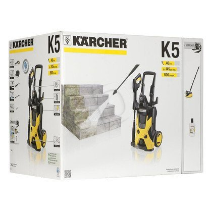 Karcher Myjka wysokociśnieniowa K5 Home 1.180-637.0