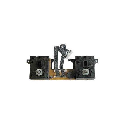 Monoblok (zespół przełączników) piekarnika Whirlpool (481221458464)
