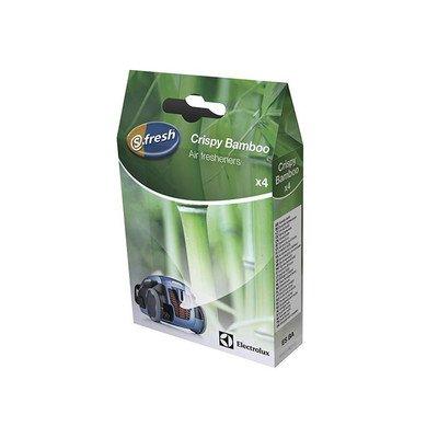 Saszetki zapachowe s-fresh® do odkurzacza 4x ŚWIEZY BAMBUS (9001677773)