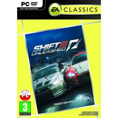 Gra PC Shift 2 Unleashed Classic