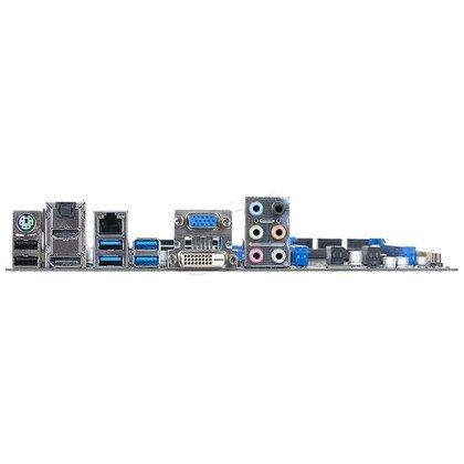 MSI H97M-G43 H97 LGA1150 (PCX/DZW/VGA/GLAN/SATA3/USB3/RAID/DDR3/CROSSFIRE) mATX