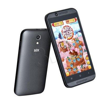 """Smartphone STK Storm 2 4GB 4"""" czarny"""