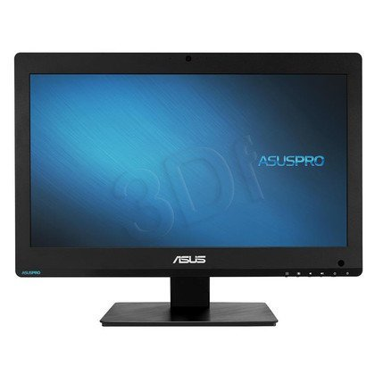 "Komputer All-in-One ASUS PRO A4320-BB031X i5-4460S 4GB 19,5"" HD+ 500GB HD 4600 W10P 3YNBD"