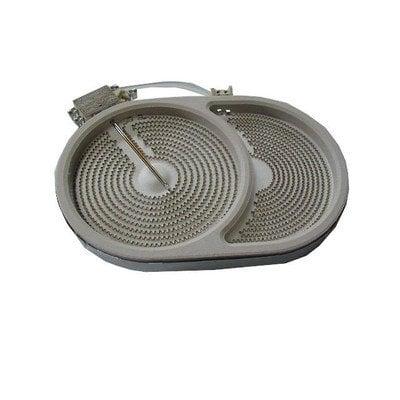 Płytka grzejna ceramiczna 170x265S 2200W 400V (8001763)
