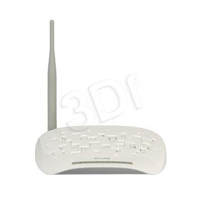 TP-LINK [TD-W8951NDv.6] Bezprzewodowy router/modem ADSL2+, standard N, 150Mb/s
