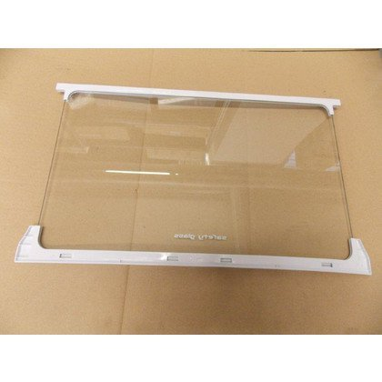 Półka szklana z ramkami 458x290 mm (1022037)