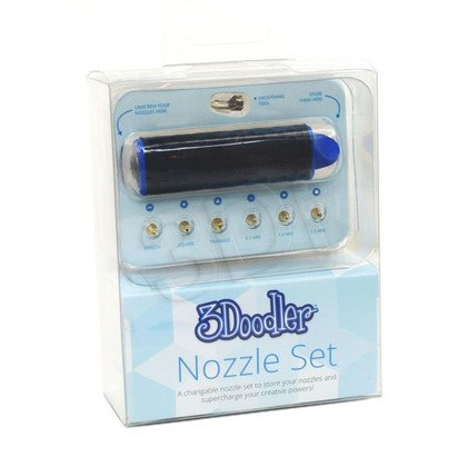 KOŃCÓWKI 3DOODLER NOZZLE SET 2.0 ZESTAW