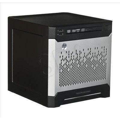 HP ProLiant MicroServer Gen8 G2020T B120i 2x1Gb 1x4GB 2x1TB SATA LFF NHP DVD-RW