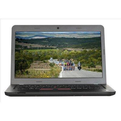 """LENOVO ThinkPad E450 i3-5005U 4GB 14"""" HD 500GB HD5500 Win7P Win8.1P Grafitowy 20DC007VPB 1Y"""