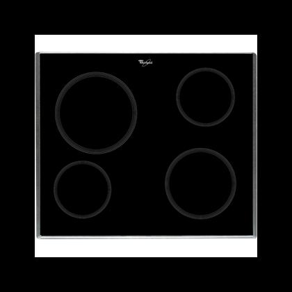 Płyta (szyba) vitroceramiczna bez grzałek Whirlpool (481944059809)