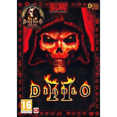 Gra PC Diablo II Złota Edycja PL