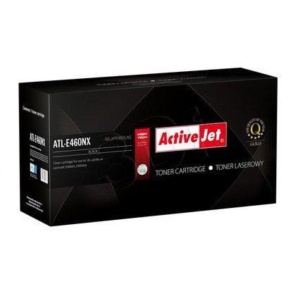 ActiveJet ATL-E460N toner Black do drukarki Lexmark (zamiennik Lexmark E460X21E) Supreme