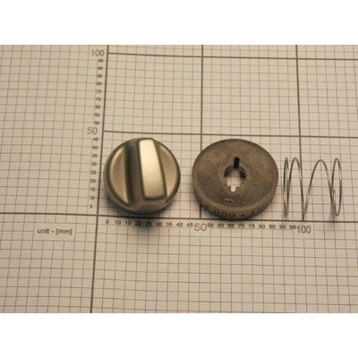 Pierścień pokrętła CMG610/09.2709.01 srebrny (9043365)