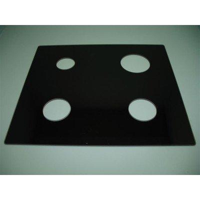 Szyba płyty roboczej 2*GH_2-3 czarny (8011047)