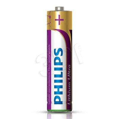 Bateria PHILIPS FR03LB2A/10 LITHIUM ULTRA 2szt. AAA