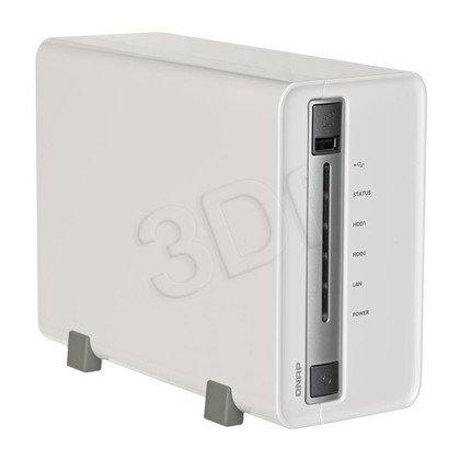 QNAP serwer NAS TS-212P Portable