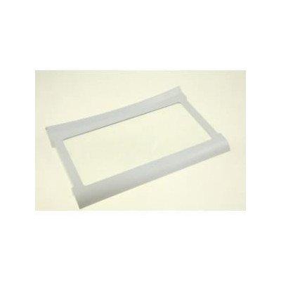 Półki na plastikowe i druciane r Półka szklana zamrażarki Whirlpool (481245088483)