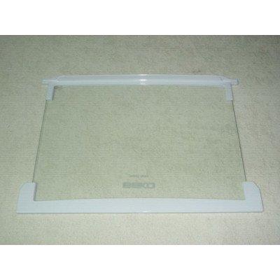 Półka szklana z ramkami 45(44.8)x32 cm (4564180100)