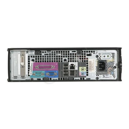 DELL OPTIPLEX 380XEON Desktop E5450 8GB 250GB Intel GMA X4500 Win7P Ref.