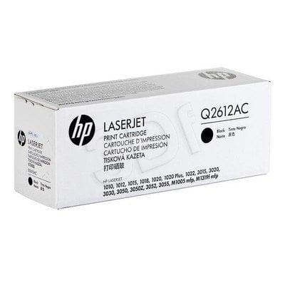 HP Toner Czarny HP12AC=Q2612AC, 2000 str.